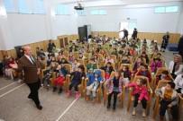 GÖLGE OYUNU - Çocuklara Ağız Ve Diş Sağlığı Eğitimi Verildi