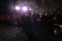 KARA KUVVETLERİ - Denizli'de Düşen Uçağın Enkazına Ulaşılamadı