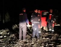 HASAN KARAHAN - Denizli'de düşen uçağın enkazına ulaşıldı