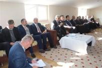 UMRE - Din Görevlileri Toplantısı Yapıldı
