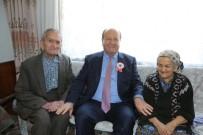 MESUT ÖZAKCAN - Efeler'de Emekli Öğretmenler Buluşuyor