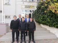 EMEKLİ MAAŞI - Erdek'teki Okullara Özel Güvenlik