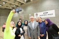 EBRU SANATı - Eyüpsultanlı Kadınların Sporla Hayatları Değişti