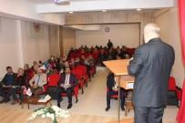 DİN KÜLTÜRÜ - Gençlere 'Peygamberimizin Eğitim-Öğretim Anlayışı' Konulu Konferans Verildi