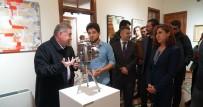GAZIANTEP ÜNIVERSITESI - 'Güzide' Sergisinin Açılışı Yapıldı