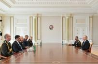 DAĞLIK KARABAĞ - İlham Aliyev Yaşar Güler'i kabul etti