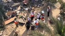 ROKET SALDIRISI - İsrail'in Son Gazze Saldırısında Hedef Aldığı Sivil Hayatlar