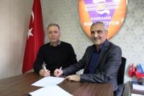 DEVRE ARASı - Karabükspor'da Taner Öcal Dönemi Resmen Başladı