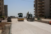 SEYRANTEPE - Karaköprü'de Yol Sorunu Çözülüyor