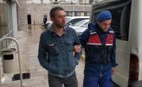 JANDARMA KOMUTANLIĞI - Karısına Şiddet Uygulayan Koca Tutuklandı