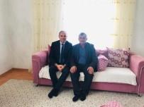 MUSTAFA AKıN - Kaymakam Akın'dan Köylere Ziyaret