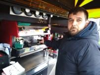 İŞGAL - Kiralar Yüksek Olunca Mobil Araçta İşini Kurdu