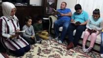 Kısa Mesajla Uyarılan Aileler Çocuklarıyla Kitap Okuyor