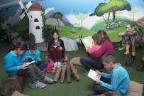KELOĞLAN - Kitap Ve Oyuncak Kütüphanesine Yoğun İlgi