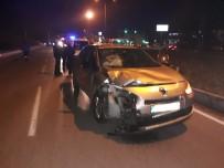 OTOBÜS TERMİNALİ - Kozalak Toplayan Çift Feci Kazada Canlarından Oldu