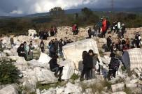 HADRIAN - Kyzikos Ve Hadrian Tapınağı Büyük İlgi Görüyor