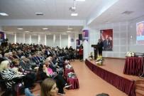 ÖMER TORAMAN - Merhum Ressam Ahmet Yakupoğlu Anıldı