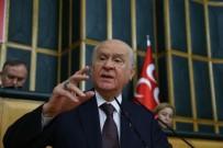 DIŞİŞLERİ BAKANLIĞI SÖZCÜSÜ - MHP Lideri Bahçeli Açıklaması 'AB Ordusunun Kurulması Resmileşirse Küresel Zeminde Büyük Bir Cepheleşme Kaçınılmazdır'