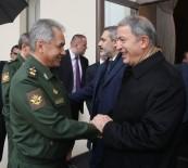İDLIB - Milli Savunma Bakanı Akar Rus Mevkidaşı İle Görüştü