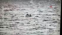 İSTANKÖY - Mülteci Teknesi Battı Açıklaması 1 Ölü