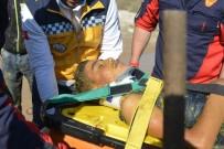 Narenciye Posası Altında Kalan Çocuk Yaşam Mücadelesini Kaybetti