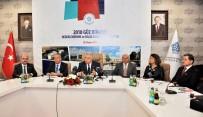 AKSARAY ÜNIVERSITESI - NEÜ 2018 Güz Dönemi Değerlendirme Ve Bilgilendirme Toplantısı Gerçekleştirildi
