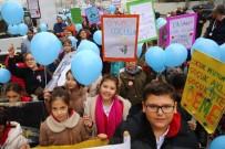 ÇOCUK MECLİSİ - Nilüfer'de Çocuklar Maviye Büründü