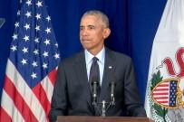 CHICAGO - Obama Açıklaması Trump'ın Annesiyle İlgili Problemleri Var