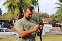 SOSYAL PAYLAŞIM - Oltasını Çalan Hırsızı Yakalayıp Öz Çekimle İfşa Etti