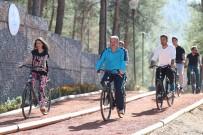 TOPLU TAŞIMA - Pamukkale Belediyesi'nden Akıllı Bisiklet Uygulaması