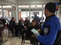 POLİS İMDAT - Polisten 'Maganda' Konferansı