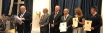 FIZYOLOJI - Prof. Dr. Birol Çotuk, Uluslararası Astronot Akademisi Daimi Üyesi Oldu