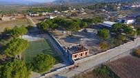 HÜSEYIN YARALı - Saruhanlı Belediyesinden Halitpaşa'ya Büyük Yatırım