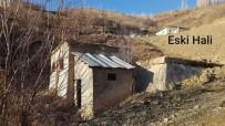 ŞEBEKE SUYU - Şemdinli'deki Eski Şu Depoları Yenilendi
