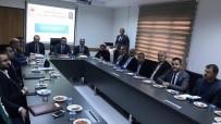 TİLLO - Siirt'te Tarımsal Koordinasyon Ve Değerlendirme Toplantısı Yapıldı