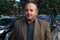 GÜRCISTAN - Türk Tırları Gürcistan'da Kar Nedeniyle Mahsur Kaldı