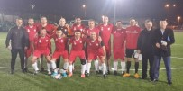 Veteran Futbolcular Hedefe Koşuyor