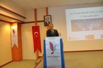 MURAT ÖZKAN - Yalova'da 'Uluslararasılaşma Çalıştayı'
