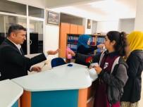 JANDARMA KOMUTANLIĞI - Yavuzeli İmam Hatip Ortaokulu Öğrencilerinden Anlamlı Ziyaret