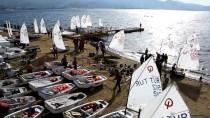 OPTIMIST - Yelken Açıklaması TYF Atatürk Kupası Yarışları