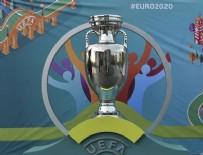 CEBELITARıK - EURO 2020 torbaları belli oldu!
