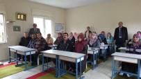 SÜT ÜRETİCİSİ - 28 Çiftçiye 'Süt Hijyeni' Kursu Verildi