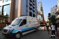 SÖNDÜRME TÜPÜ - Adana Büyükşehir'de Yangın Tatbikatı