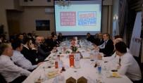 MUSTAFA HIDAYET VAHAPOĞLU - Ankara'da Büyük Bursa Buluşması