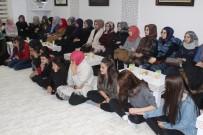 ALI ÖZDEMIR - Bakan Müşaviri Ali Özdemir Erzincan'da Gençlerle Buluştu
