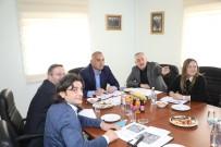 MEHMET ERSOY - Başkan Aydın, Bakan Ersoy'a ESTAM'ı Anlattı