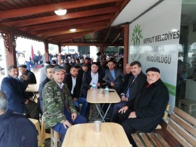 Başkan Cankul, Vatandaşlarla Buluştu