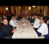 İLYAS ŞEKER - Başkan Duymuş'un Ankara Temasları