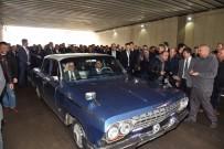 KARAYOLLARı GENEL MÜDÜRLÜĞÜ - Başkan Ergün'den Klasik Otomobilli Kavşak Açılışı
