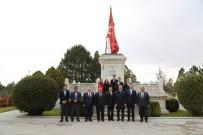 ZAFER HAVALİMANI - Başkan Ferit Karabulut Açıklaması Artık Göç Alan Bir İlçeyiz